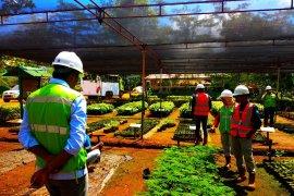 Mahasiswa Unkhair kuliah lapangan di perusahaan tambang di Malut