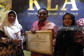 Madina terima penghargaan KLA dari menteri PPPA