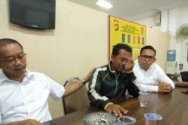 Korban kelompok Serikat Mandiri Batanghari  melapor ke Polda Jambi