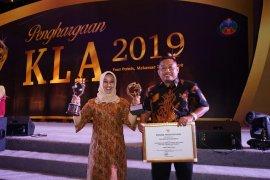 Kota Mojokerto dapat penghargaan Kota Layak Anak 2019