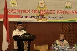 Perdamaian Aceh bisa adi model penyelesaikan konflik di dunia