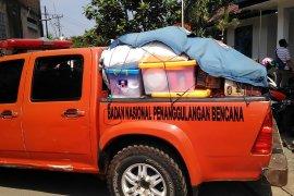 BPBD Lebak salurkan bantuan bagi korban kebakaran