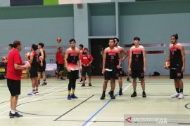 Potret lima tahunan bola basket Indonesia