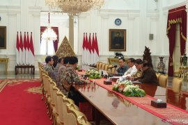 Presiden Jokowi terima Hyundai Motors bahas investasi teknologi masa depan