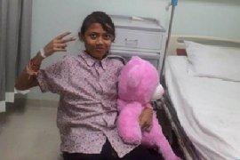 Gek Mita derita kanker serviks dalam usia 14 tahun