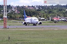 Pesawat Sriwijaya Air kembali mengalami masalah
