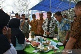 DPPP Bangka Selatan gelar lomba masak serba ikan