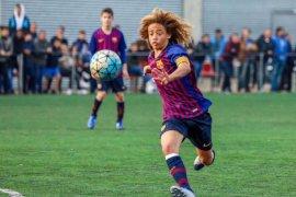 PSG kontrak anak ajaib Belanda dari Barca