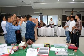 SMN dibekali pelatihan Jurnalistik