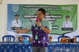 Generasi muda Kabupaten Banjar diajak gebrak pariwisata