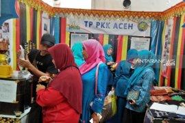 Kopi Gayo diminati pada pameran HKG-PKK di Padang