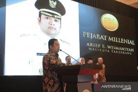 Wali Kota: Penghargaan pejabat millenial motivasi pegawai berinovasi