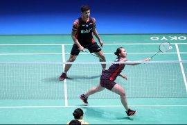 Ganda campuran Praveen/Melati lolos ke final Jepang Open 2019