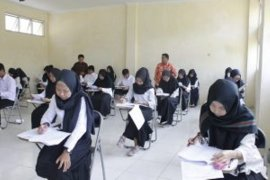 600 calon mahasiswa ikuti seleksi reguler II masuk UIN Jambi