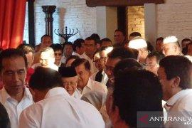 Presiden Jokowi ucapkan terima kasih dan apresiasi TKN