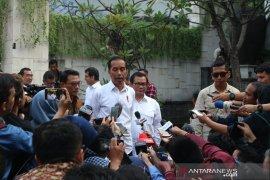 Presiden imbau masyarakat waspada erupsi Tangkuban Perahu