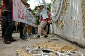 GMKI desak izin perusahaan perusak Danau Toba dicabut