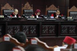 Sidang Pileg, Hakim minta saksi beri keterangan yang relevan