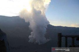 Ahli vulkanologi: Tidak perlu panik erupsi Tangkuban Perahu, situasi cukup aman
