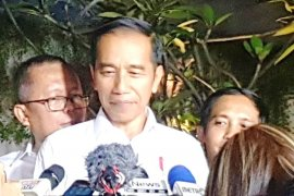 Presiden minta masyarakat waspada erupsi Gunung Tangkuban Parahu