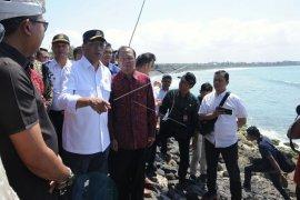 Menhub tinjau rencana proyek dermaga Sanur - Nusa Penida