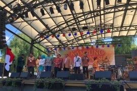 Ridwan Kamil resmi buka Kampung Indonesia di Swedia