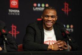 Westbrook tak sulit beradaptasi di Rockets