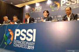 PSSI paparkan hasil revisi statuta dan kode pemilihan hasil KLB