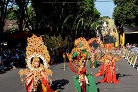 "Menpar: ""Banyuwangi Ethno Carnival"" jadi ""Top 10 Wonderful Event"""