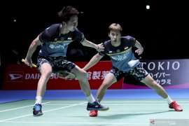 Minions ke perempat final Fuzhou China Open 2019