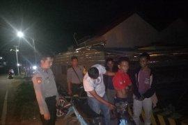 Polsek Tempilang Bangka Barat giatkan patroli malam