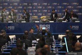 KLB PSSI berlangsung tanpa perdebatan