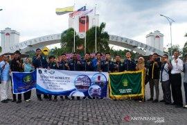 Mahasiswa UIN Ar-Raniry bahas kerjasama dengan sejumlah universitas di Malaysia