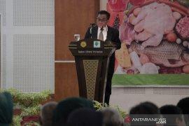 Purna Tugas, Prof Achmad menyinggung ketahanan pangan bagi program Jokowi