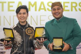 Dua peracik teh Indonesia maju ikuti Tea Masters Cup International