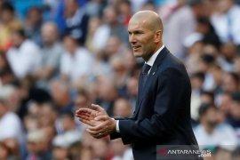 Zidane optimistis Real Madrid tampil kompetitif musim ini