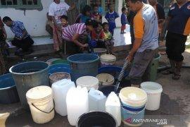 Di Lebak Banten, 14 kecamatan  krisis air bersih