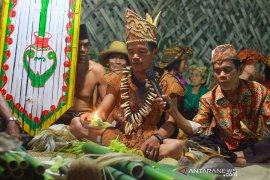 Tiga negara di jantung Borneo bahas hak masyarakat adat