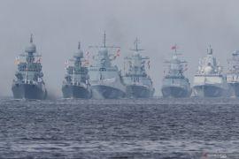 Rusia kirim kapal perang ke Suriah setelah insiden di Idlib