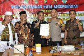 Unsur pimpinan daerah Bekasi sepakat cegah paham radikalisme