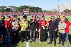PSM ogah  laga leg kedua final digelar di luar Makassar