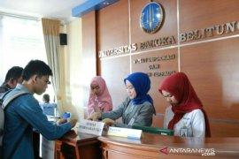 378 calon mahasiswa UBB lulus seleksi jalur mandiri