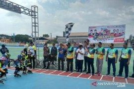 Kejuaraan Sepatu Roda Bupati Kutim Cup Bergulir