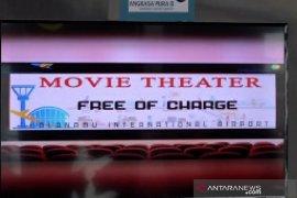 Bandara Internasional Kualanamu sediakan bioskop mini gratis (video)