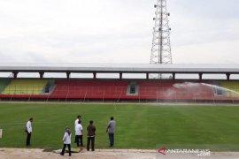 Stadion Tuah Pahoe Palangka Raya lolos verifikasi