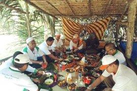 """Bupati dan Kapolres Muarojambi hadiri tradisi """"makan merawang"""""""