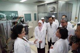 Menteri Kesehatan  terus dorong Centre of Excellence Bioteknologi di Bio Farma