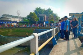 Kampung Rolak jadi ikon wisata baru Kota Malang