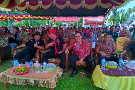 Warga etnis Minahasa di Gorontalo gelar Festival Kaaruyan