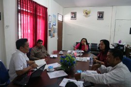 Komisi Informasi Kalbar monev rakor PPID